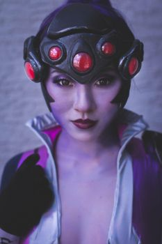 Widowmaker - Overwatch by sarahhallphotography