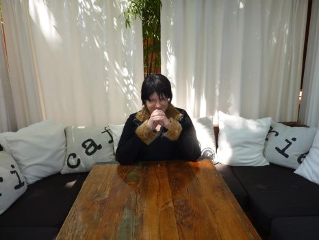Izaya is Planning Something by Lelouch-dreams