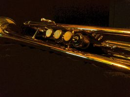 the Gold Trumpet by eLstratos60