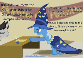 The Story of Starswirl by MisterAibo