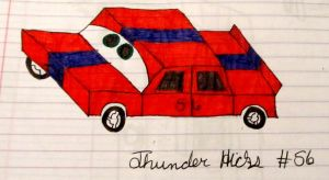 Thunder Hicks by BuickRegalRacecar56