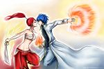 Erza and Gerard: love you till I die by Rinoa-Light-Leonhart