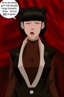 Avatar: Mai Is Not Amused by BEAC