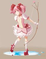 Madoka Magic by ARTabstraction
