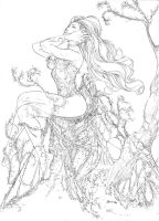 Poison Ivy 2 by boscopenciller