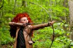 Merida - Katniss by JOSGUI