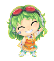 Gumi by Mirko-o