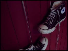 Converses.III by Lec3H-All