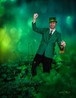 Leprechaun by annewipf