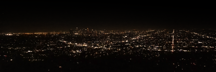 Los Angeles Midnight by Xtanley