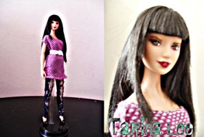 Tarina Lee Model doll by pepegir18