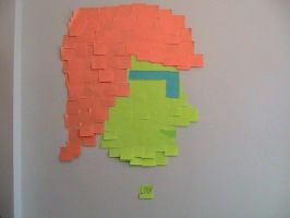 Post-It Link by Osterkaktus