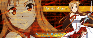 Asuna's Banner by ValElfenMoon