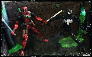 Time For A Super Power Beatdown by PsychosisEvermore