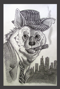 Hyena gangster- finished by Kaaziel