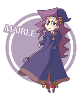 Mairle (Maril) - April '13 Redux by The-Knick