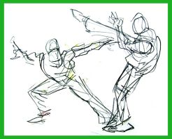 capoeira 2 by Aidonis