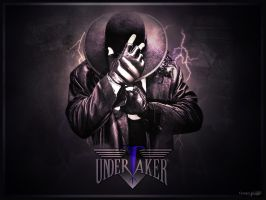 Undertaker Wallpaper by Cre5po