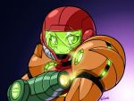Samus Aran by rongs1234