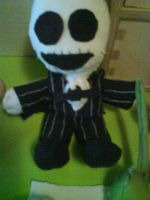 Jack Skellington by Alle3