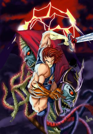 Thundercats 2007 on Okarusekai On Deviantart