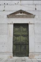 Lucca church door by enframed