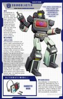Soundblaster by hellbat