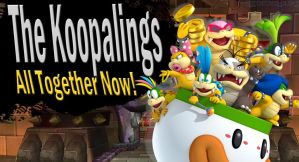 The Koopalings SSB4 Request by Elemental-Aura