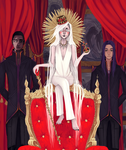 the empress by psychiartistic