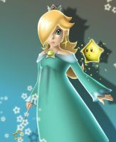 Rosalina by CursedMarked