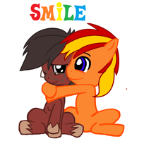 Smile buddy by chris9801