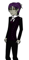 Charity Ball: Cyprian by KiwiVermicide