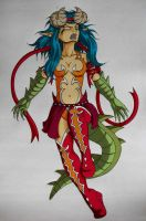 Role Changing Contest - Levy's Satan Soul by Punkkis-chan