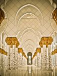 Sheikh Zayed Grand Mosque by merviano