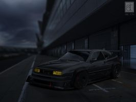 VW Corrado Trackday by memphisdesign