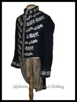 Prince Albert Regency Tailcoat by BlackvelvetSITC