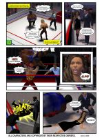 Stephanie McMahon Flattened by lucky2563
