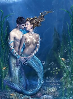 Mermaid's Kiss by DesignbyKatt