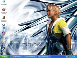 Final Fantasy X: Tidus by DestinyDivine