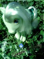 Green Minty by Snuzzle