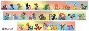 ABC Cubs Mini by Tavi-Munk