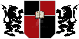 Personal Coat of Arms by Iori-Komei