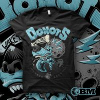 DONOTS - Wake The Dogs - Mockup by bobmosquito