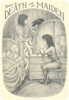 (Dream and) Death and the Maiden by Eldanis