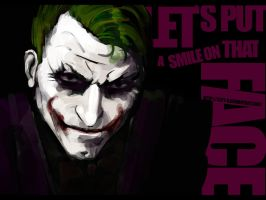 Joker by soft-h