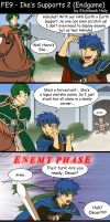 FE9 - Ike's Supports 2 by supertimer