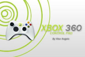 Xbox 360 Control Pad Icon by VAngelo7