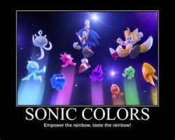 WHAT SONIC COLORS REALLY IS... by SonicSilver2003