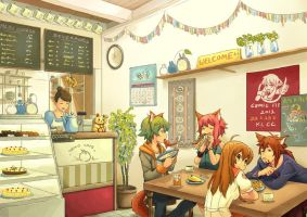 Comic Fiesta 2012 Countdown Submission Day 23 by peejun