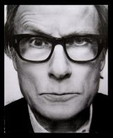 Bill Nighy II by KleopatraAurel